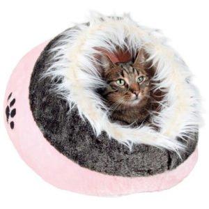 Cama de gato cueva - Madagascar Mascotas